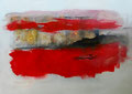 90 x 70 xm, Acryl auf Leinwand