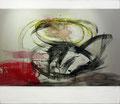 130 x 110 cm, Acryl auf Leinwand