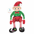 "Folienballon ""Sitting Elf"" - 73cm  € 12,90"