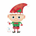 "Folienballon ""Happy Elf"" - 90cm  € 12,90"