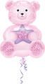 """Folienballon """"Bär - girl""""  - 60cm  € 9,90"""