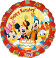 "HB Mickey & Friends 18""  € 5,90"