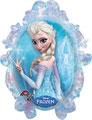 Frozen Eiskönigin - Vorderseite 90cm - € 12,90