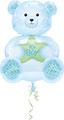"""Folienballon """"Bär - boy""""  - 60cm  € 9,90"""