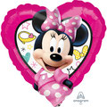 "Minnie Mouse Heart 18"" - € 5,90"