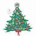 "Folienballon ""Christbaum"" - 86cm  € 12,90"