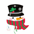 "Folienballon ""Happy Snowman"" - 70cm  € 9,90"