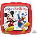 "HB Mickey & Donald 18"" - € 5,90"