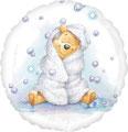 "Folienballon ""Winnie Pooh - boy"" -  35cm  € 5,90"