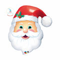 "Folienballon ""Jolly Old Santa"" - 80cm  € 12,90"