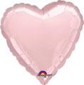 "Folienballon ""Herz rosa"" 18""  € 5,90"