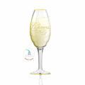 """Folienballon """"Sektglas Cheers"""" - 90cm  € 12,90"""