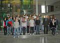 MdB Jüttner mit Schülern der Freien Waldorfschule Mannheim