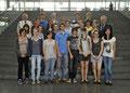 Teilnehmer der Jugendakademie Mannheim zu Besuch im Paul-Löbe-Haus in Berlin