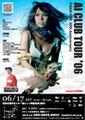 2006.06 【A.I. CLUB TOUR'06 ポスター/fryer】