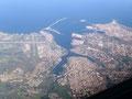 Foto aerea di Brindisi -