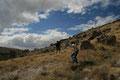 unterwegs auf den berg
