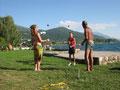 carmen lernt jonglieren