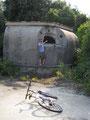 bunker im park prevlaka