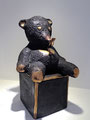 World Art Dubaï- (Dubaï artfair) French Gallery-bronze teddy bear -Philippe Berry- BIOT-FRANCE