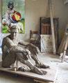 Aurore Lanteri sera présente aux nocturnes d'art de Biot,  du 16 juillet au 20 août.
