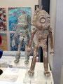 Les doodles de George, exposé par la galerie Gabel à Antibes art fair