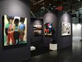 Art Up 2016 Lyle Carbajal, Marc Krüger, Florent Touchot, Aurore Lanteri, Jean Miotte-Galerie GABEL-