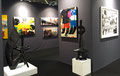 Art Up 2016 Lyle Carbajal, Marc Krüger, Florent Touchot, Aurore Lanteri, Jean Miotte-Galerie GABEL-