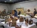 全国編み組工芸品展