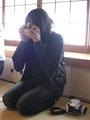 タイのノネちゃんが初めての抹茶に挑戦!