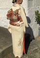 浦和の菊水で着付けをしてもらいました