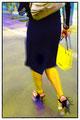 Shopping Legs 3
