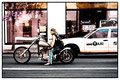 Chopper in NYC