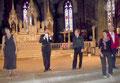 Les chefs de choeur:Laurence Roudière (Les voix du val d'Ariège), Dominique Gretillat, Joel Dumont, Stéphanie Desarnaud, Claude Maurech Cazale...