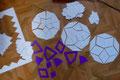 Die Drachen und Pfeile ermöglichen neue Zehneck Varianten.