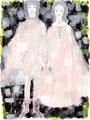 ギャラリーハウスMAYA 装画コンペvol.9入選 「ロミオとジュリエット」ウィリアム・シェイクスピア著