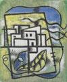 "Fernand Léger, ""Paysage"""