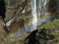 Bridal Falls - Yosemte Nt. Park