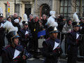 """London Parade"" am 01. Januar"