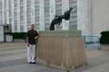 Skulpturengarten der UN