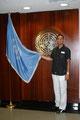Eingang zur UN
