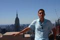"""Top of the Rocks"" - Rockefeller Centre"