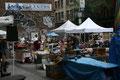 Flohmarkt in der 4th Avenue (jeden Sonntag)