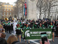 """London Parade"" am 01. Januar"
