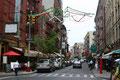Von China Town nach Little Italy