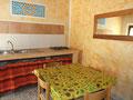 Sala appartamento Agriturismo Corallo