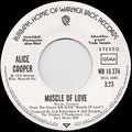 Muscle of Love / Crazy little Child - Germany - PROMO - A