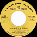 Eighteen / Caught in a dream - Canada - Back to Back Hits - 3rd - B