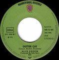 School's Out / Gutter Cat - Germany - 1st version - B