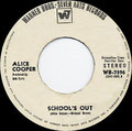 School's Out / Gutter Cat - Philippines - Promo - A
